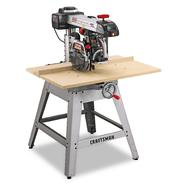 "Craftsman Professional 3 hp 10"" Radial Arm Saw with LaserTrac ™ 22010 at Craftsman.com"