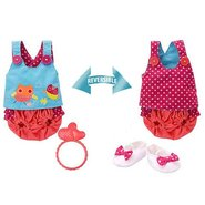 Funrise Toy Corp. Baby Alive Pretty Ruffles 2-in-1 Reversible Outfit (Large) at Kmart.com