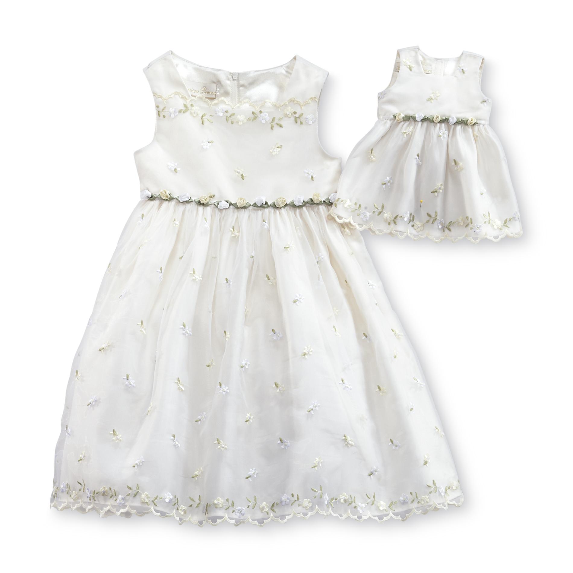 American Princess Girl S Occasion Dress Amp Doll Dress