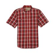 Outdoor Life Men's Big & Tall Short-Sleeve Shirt - Plaid at Sears.com