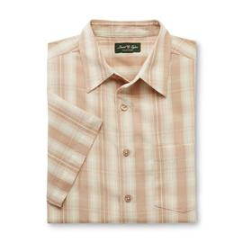 David Taylor Collection Men's Dress Shirt - Plaid at Kmart.com