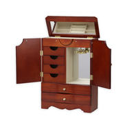 Women's Wooden Jewelry Box at Kmart.com