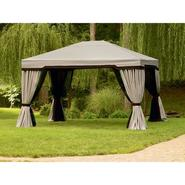 Essential Garden 10 Ft. x 12 Ft. Privacy Gazebo at Kmart.com