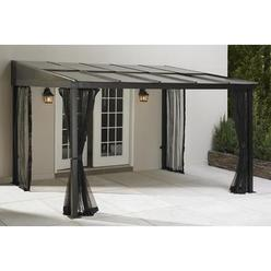 Essential Garden 10ft x 12ft Add-A-Room Gazebo *Limited Availability at Kmart.com