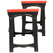 Professional Woodworker 1 Pair Folding Sawhorses at Sears.com