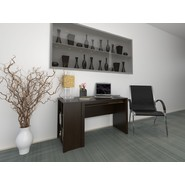 Ameriwood Cube Desk - Resort Cherry at Sears.com