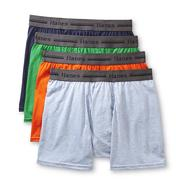 Hanes 4 Pack Men's Boxer Briefs - Regular Leg at Sears.com