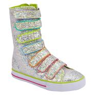Bongo Girl's Casual Chaz - Silver/Multi at Kmart.com
