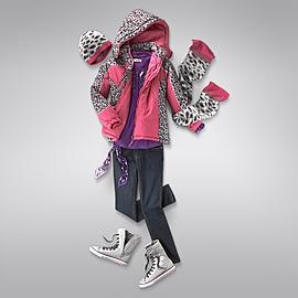Girl's Snow Ready Outfit at Kmart.com