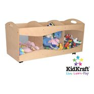 Kidkraft See-Thru Bins - Natural at Kmart.com