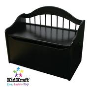 Kidkraft Limited Edition Toy Box - Black at Sears.com