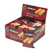 Walkers Shortbread Butter Cookies, 2/Pk, 24 Pks/Box at Kmart.com