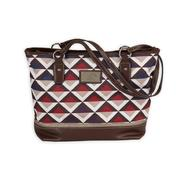 Sag Harbor Women's Tote Bag - Geometric Print at Sears.com