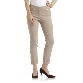 Metaphor Women's Slim Stretch Pants