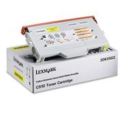 Lexmark 20K0502 Toner Cartridge, Yellow at Kmart.com