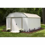 Arrow 10' x 12' Barn Roof Storage Building - SR1012 at Sears.com