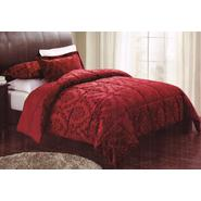 Monroe Damask Embossed Full / Queen Comforter With 2 Shams at Kmart.com