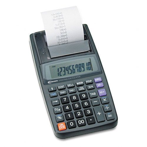 Innovera 16010 One-Color Printing Calculator