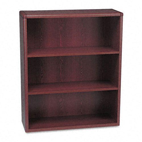 HON 10700 Waterfall Edge Series Wood Bookcases