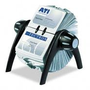 Durable VISIFIX Flip Rotary Business Card File at Sears.com