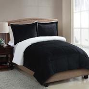 Micro Mink Sherpa 3PC Comforter Set at Kmart.com