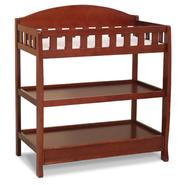 Delta Dark Cherry Changing Table with Pad at Kmart.com