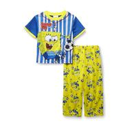 Nickelodeon SpongeBob SquarePants Toddler Boy's Shirt & Pants Pajama Set at Kmart.com