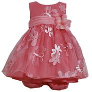 Ashley Ann Newborn Girl's Spring Party Dress at Sears.com