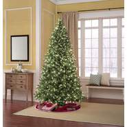 Sears 7.5' 800 Clear Light Pre-lit Whitmore Pine Christmas Tree at Kmart.com