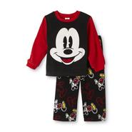 Disney Baby Mickey Mouse Toddler Boy's Fleece Pajama Set at Sears.com