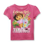 Nickelodeon Dora the Explorer Toddler Girl's T-Shirt at Sears.com