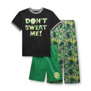 Joe Boxer Boy's 3-Piece Pajama Set - Slime at Sears.com