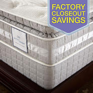 Serta Windshire Twin Extra Long Super Pillow Top Firm Mattress Only at Sears.com