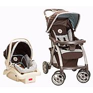 Disney Saunter Luxe Travel System - My Hunny Stripes at Sears.com