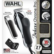 Wahl Home Products Complete Haircutting Kit, Deluxe Chrome Pro, 1 kit at Kmart.com