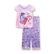 My Little Pony Toddler Girl's Pajama Shirt & Pants at Kmart.com