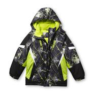 Minus Zero Boys' Hooded Winter Coat at Sears.com
