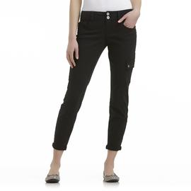 Bongo Junior's Cropped Skinny Cargo Pants at Sears.com