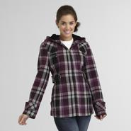 Covington Women's Felt Coat - Plaid at Sears.com