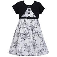 Ashley Ann Girl's Party Dress, Belt & Cardigan at Sears.com