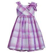 Ashley Ann Girl's Party Dress - Purple Plaid at Sears.com