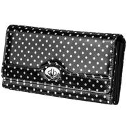 Mundi Women's Filemaster Flap Wallet - Polka Dot at Sears.com