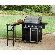 Kenmore 4 Burner Gas Grill with Folding Table at Kmart.com