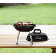 BBQ Pro 14in Tabletop Charcoal Grill - Black at Kmart.com
