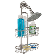 InterDesign USA Forma Ultra Shower Caddy Brushed Stainless Steel at Kmart.com
