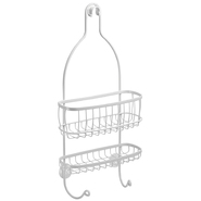 InterDesign USA York Shower Caddy White at Kmart.com