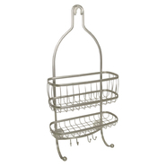 InterDesign USA York Lyra Shower Caddy Satin at Kmart.com