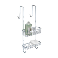 InterDesign USA Over the Door Shower Caddy Chrome at Kmart.com