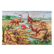 Melissa & Doug Dinosaurs Floor Puzzle (48 pc) at Sears.com