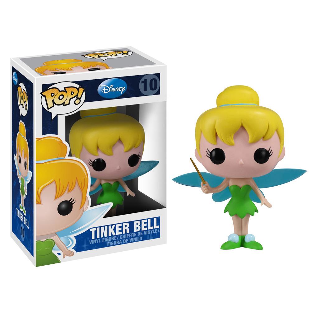Funko POP Disney VINYL Series 1 Tinker Bell 2351 PartNumber: 05243915000P KsnValue: 7235771 MfgPartNumber: 4FUN02351